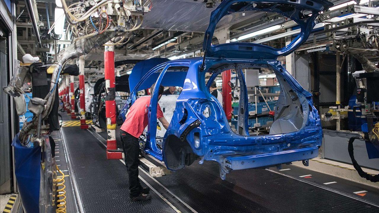 A Valenciennes, Toyota annonce 400 nouveaux emplois en CDI