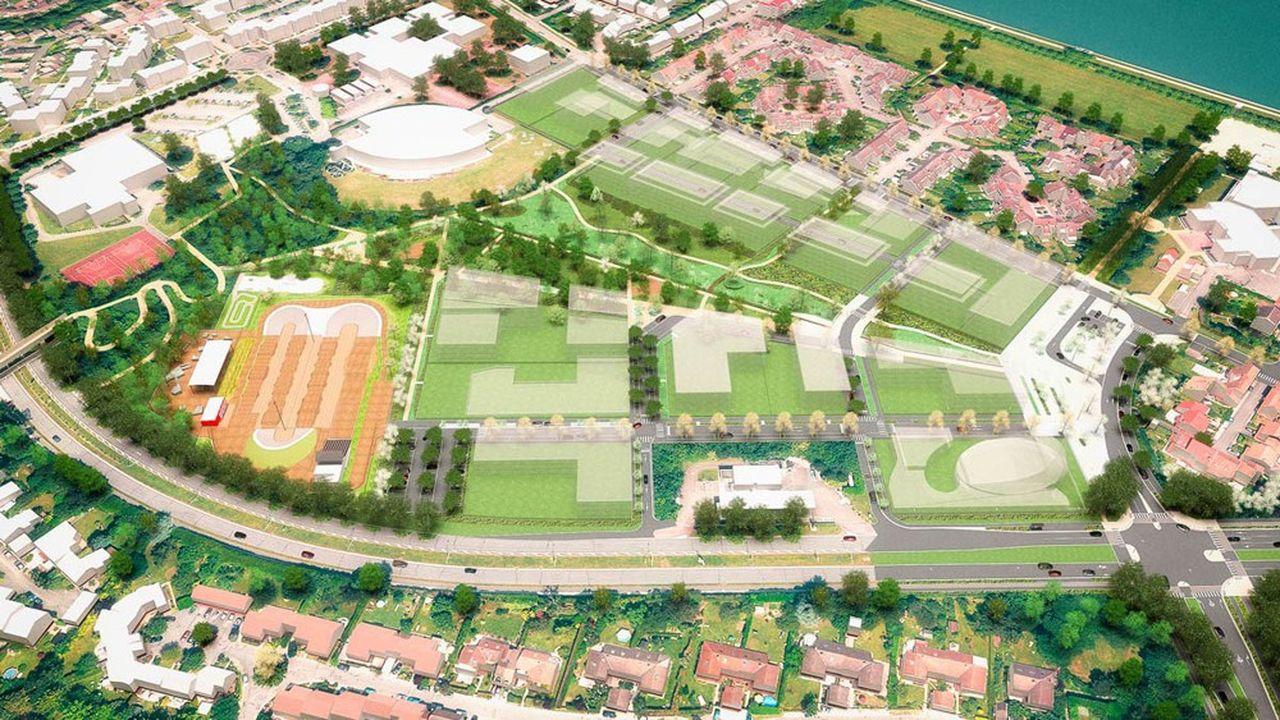 Le futur écoquartier devra être exemplaire en matière d'impact environnemental