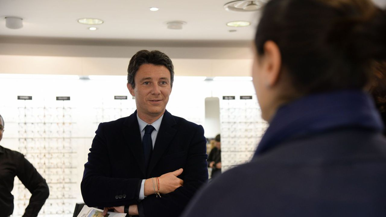 Le candidat LREM à la mairie de Paris sera tête de liste dans le XVIIe arrondissement.