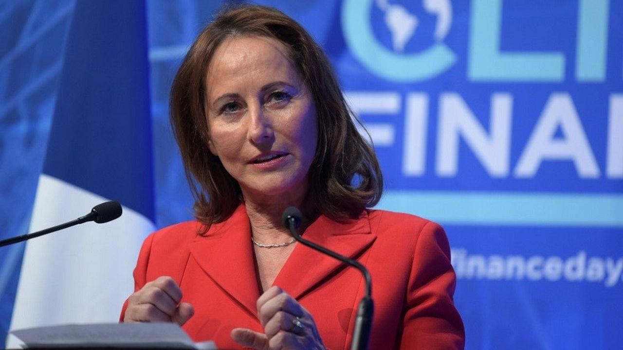 Ségolène Royal occupe ses fonctions d'ambassadrice chargée de la négociation internationale pour les pôles arctique et antarctique depuis septembre2017.