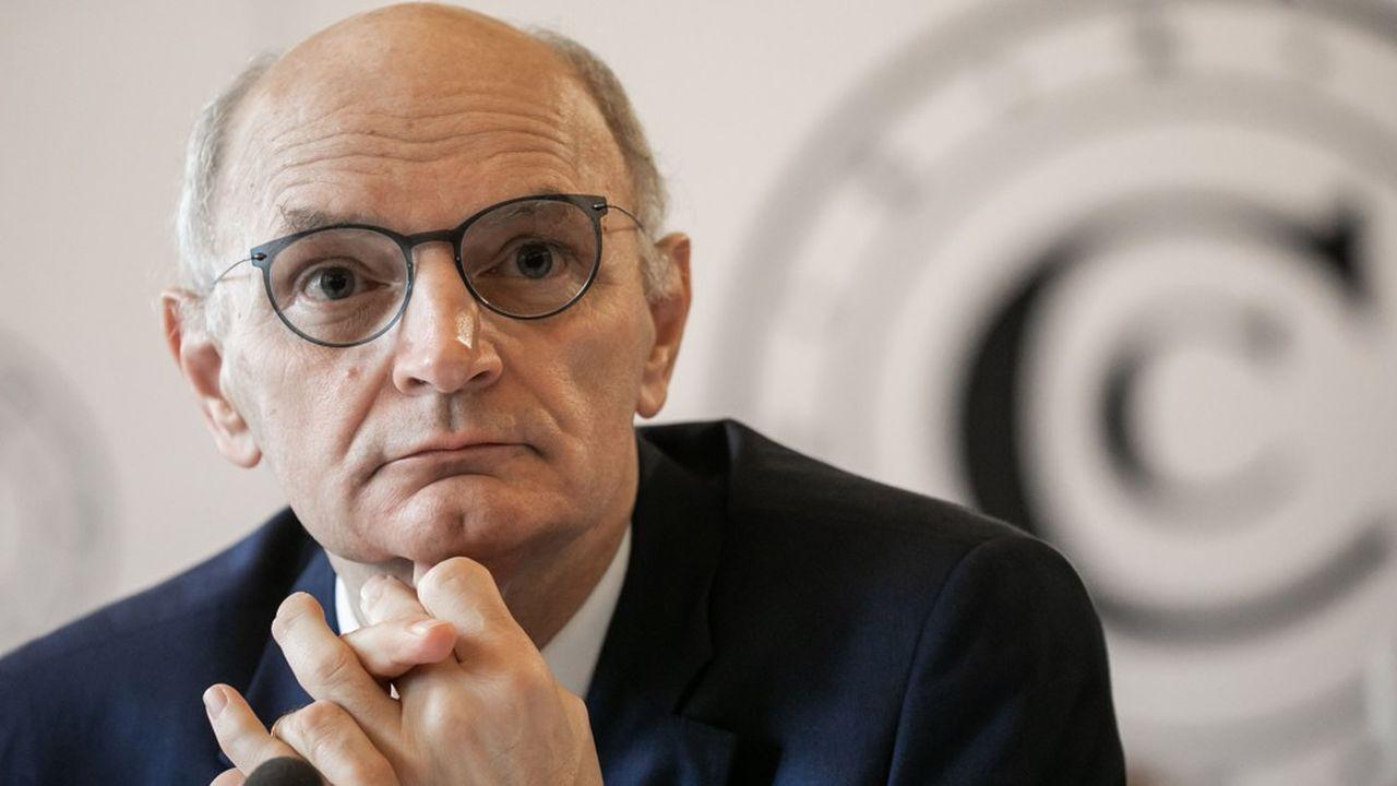Laprésidence de la Haute Autorité «exige la même impartialité et la même indépendance» que la présidence de la Cour des comptes, souligne Didier Migaud.