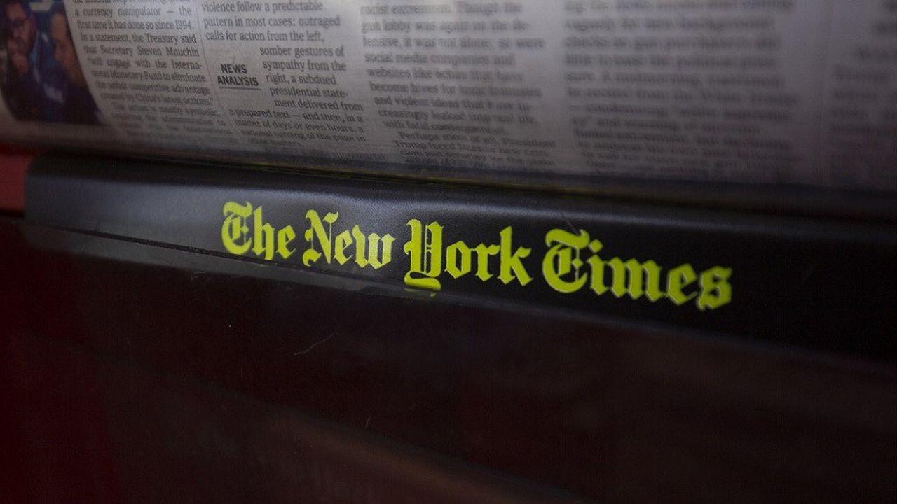 Le «New York Times» a lancé son offre numérique payante en2011.