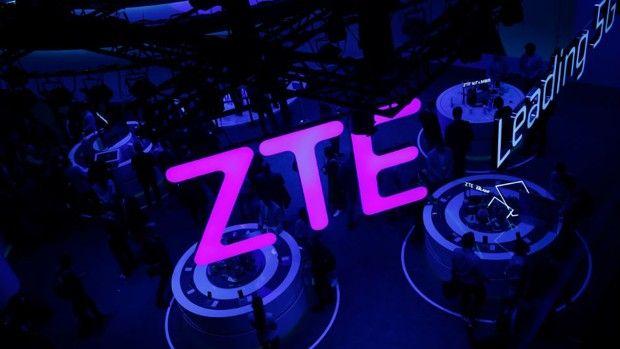 L'équipementier chinois ZTE, victime collatérale de la guerre commerciale, suspendra temporairement son cours de Bourse après les annonces de Trump.
