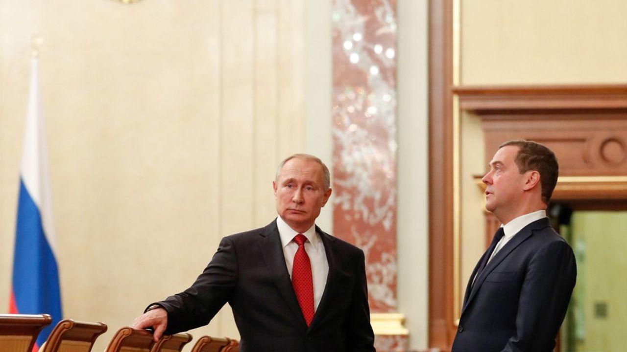 Dans son discours à la nation, Vladimir Poutine a proposé mercredi une réforme constitutionnelle prévoyant de renforcer le Parlement à qui serait confiée la prérogative d'élire le Premier ministre.
