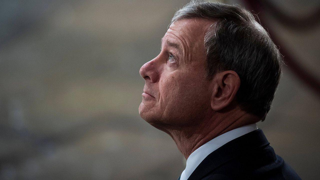 John Roberts est à la tête de la Cour suprême depuis 2005.