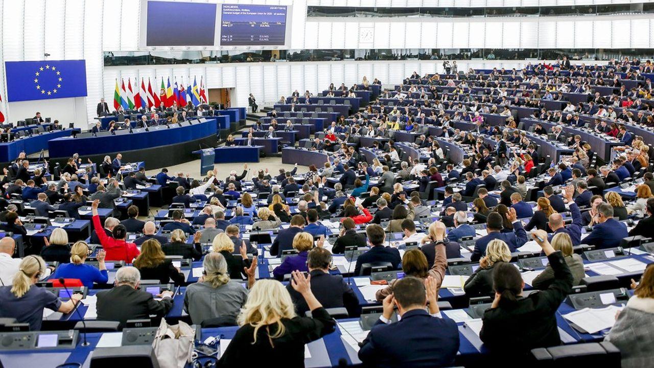 Le Parlement européen a voté mercredi par 494 voix contre 147 la résolution fixant les objectifs de la future conférence sur l'avenir de l'Euroe.
