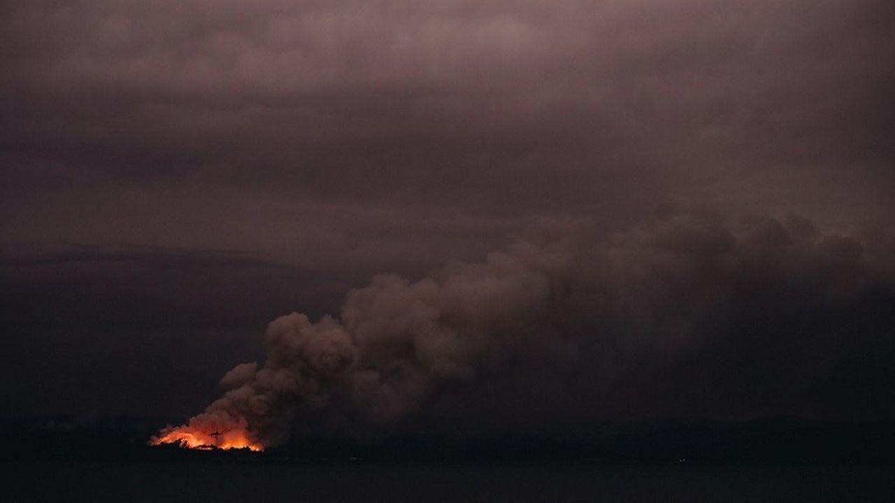 Les feux dévastateurs en Australie ont été l'un des symboles du réchauffement climatique en 2019.
