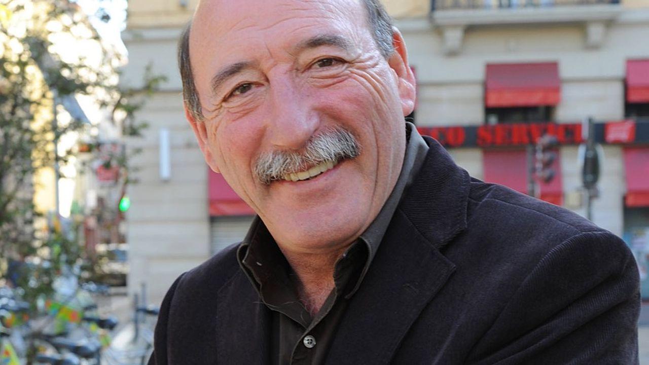Patrick Revelli, ancienne gloire de l'AS Saint-Etienne des années 1970, a obtenu lesoutien de la LREM pour sa candidature auxmunicipales à Saint-Etienne.