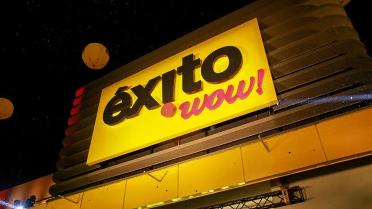 Pour la première fois, le groupe Pão de Açúcar a présenté ce mercredi le montant de ses ventes, en incluant celles du distributeur colombien Exito.