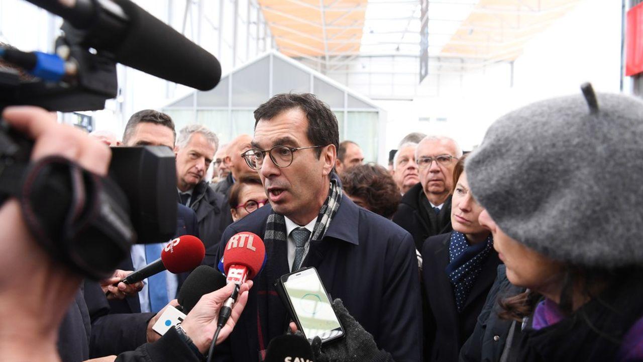 Le PDG de la SNCF Jean-Pierre Farandou a assuré qu'il ne toucherait pas à l'emploi «sur le terrain».