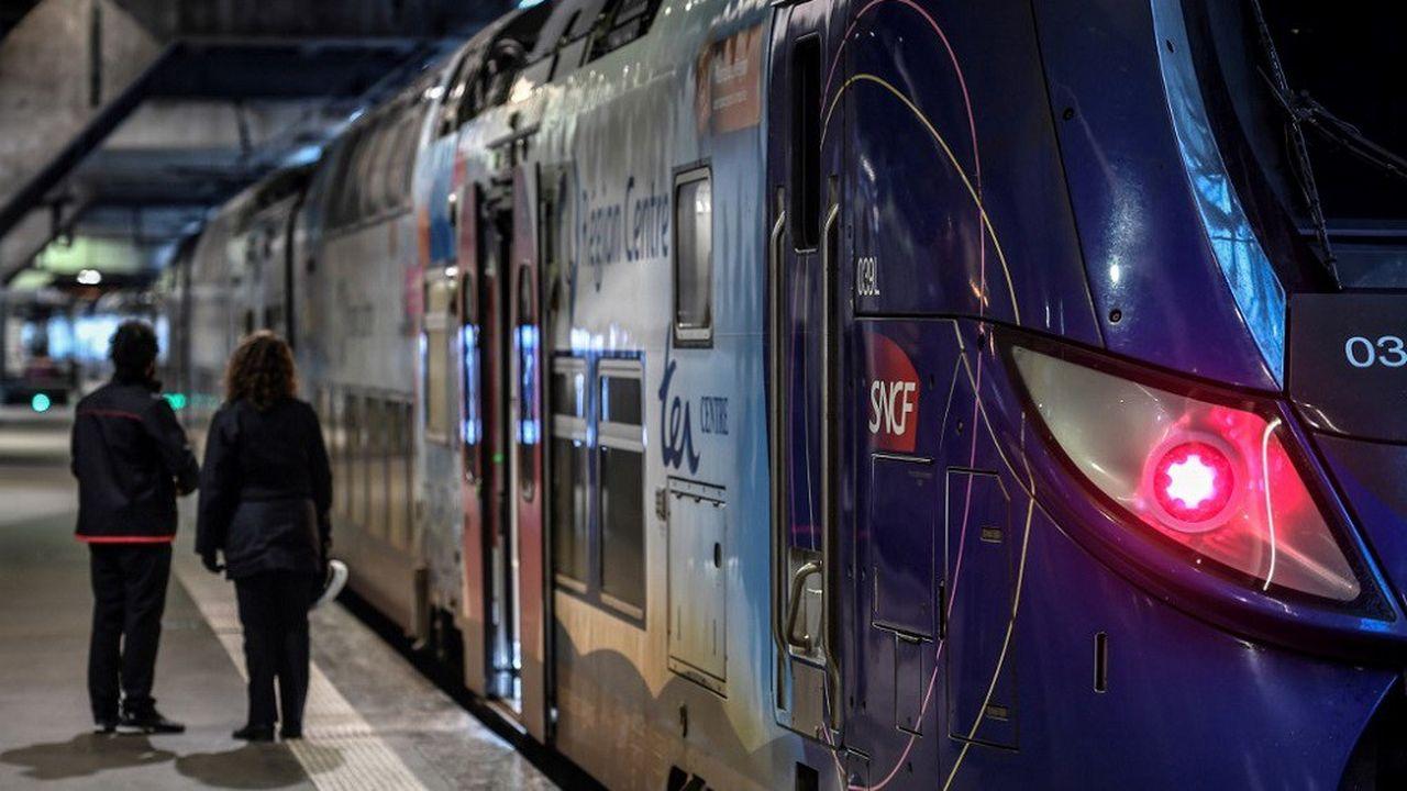 La SNCF a notamment annoncé qu'elle assurera 8 TER sur 10 en moyenne.