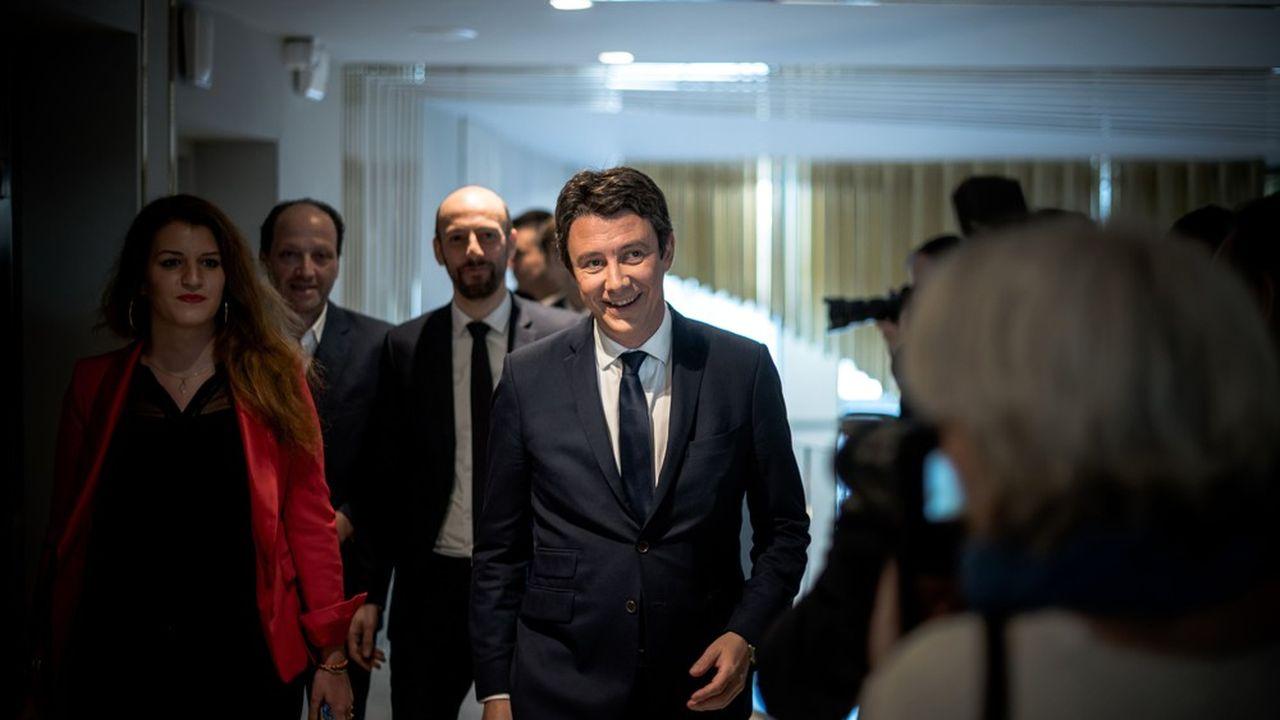 «Paris n'est plus vu, par beaucoup de parents, comme un lieu propice pour y vivre», a déploré jeudi Benjamin Griveaux, le candidat LREM pour les municipales à Paris.