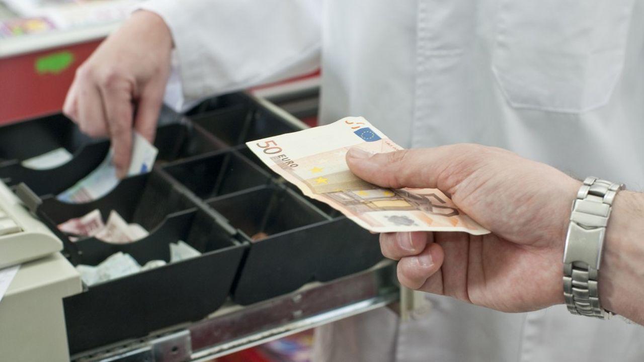 Quelque 75% des achats sont toujours aujourd'hui effectués en liquide en Allemagne.