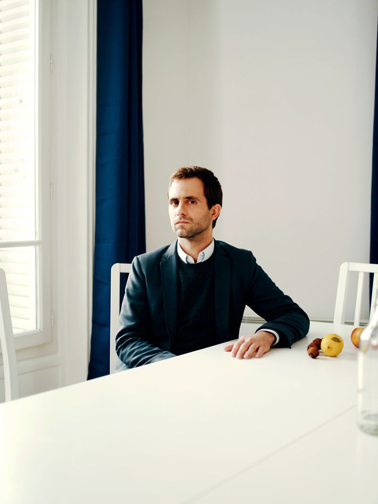 Clément Ray, cofondateur d'InnovaFeed.