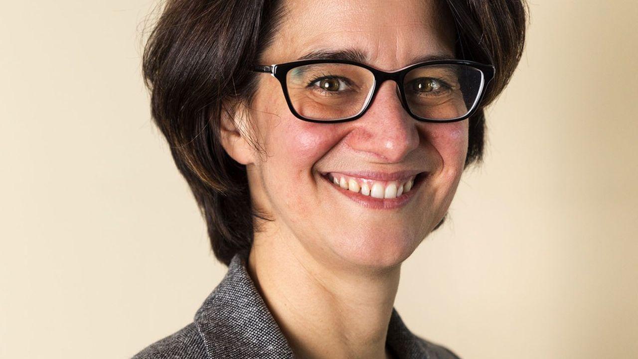 Valérie Mas, la présidente de la société WeNow.