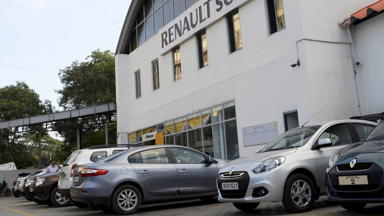 Chez Renault, Dacia et Lada sauvent les meubles