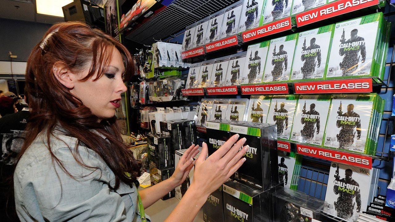 «Call of Duty: Modern Warfare» est le jeu le plus vendu de l'année.