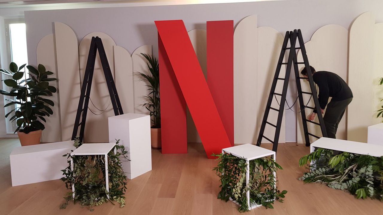 Netflix va étoffer sa production de contenus français