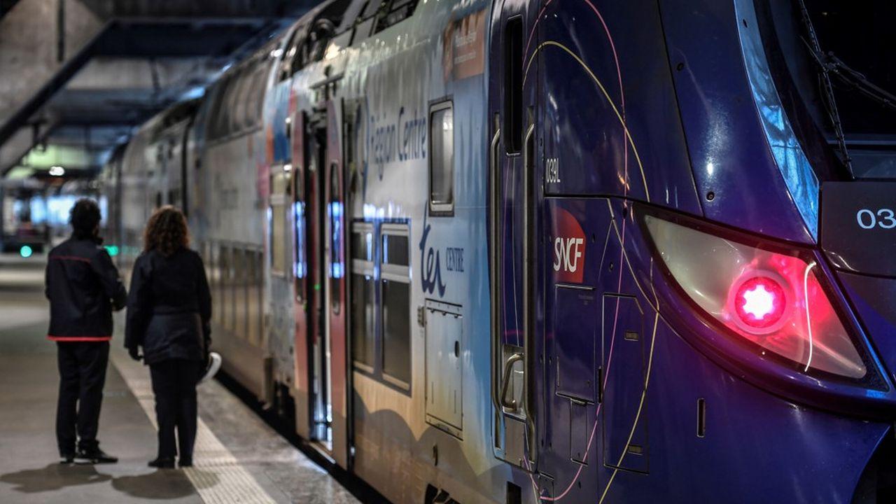 Grève à la SNCF : le trafic va continuer à s'améliorer ce week-end