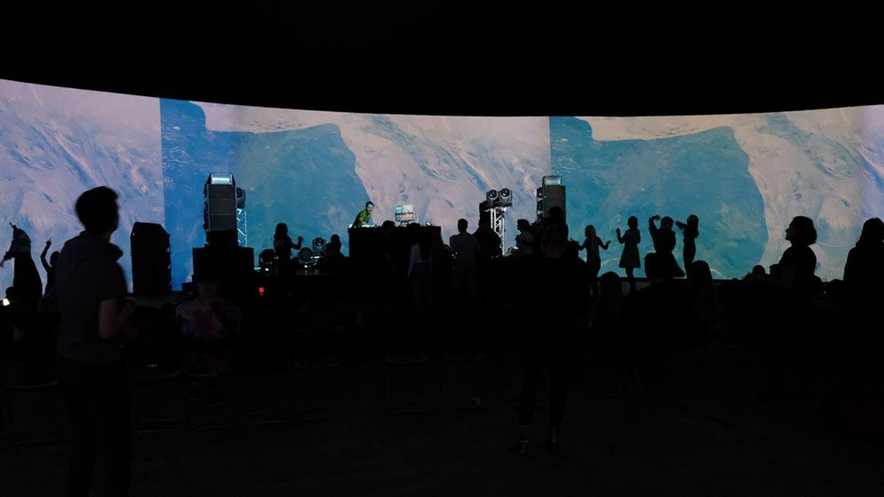 Molécule et son projet transmédia -22.7°C en Russie (concert 360°, expérience VR, masterclass, documentaire), en partenariat avec l'IF Saint-Pétersbourg. Ce projet sera présenté en Argentine en 2020.