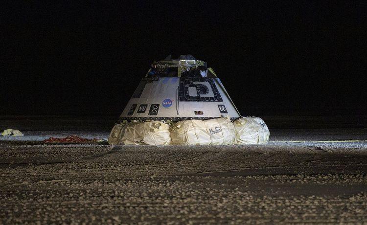 SpaceX a réussi un dernier test avant l'envoi d'astronautes dans l'espace