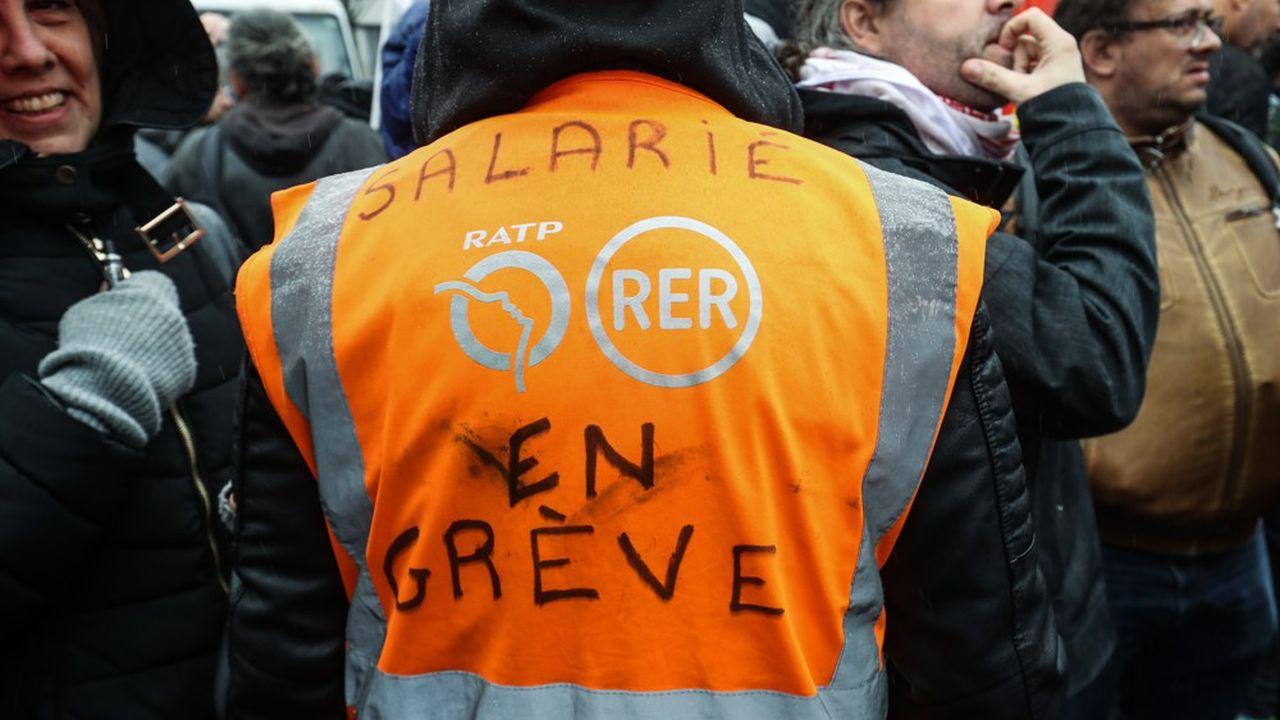 La grève a la RATP a été entamée le 5décembre dernier, soit 45 jours de mobilisation.