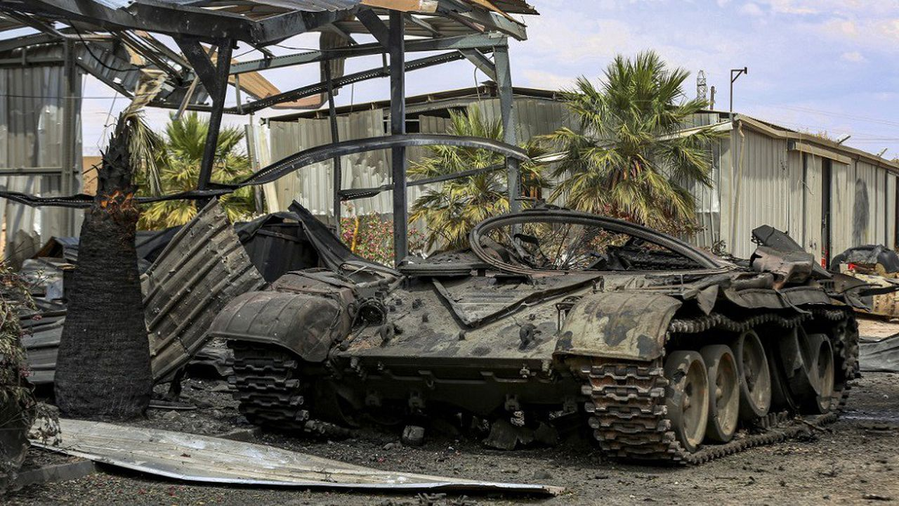 Des combats opposent depuis avril, dans la banlieue de Tripoli, les troupes du gouvernement reconnu par l'ONU à celles du maréchal Khalifa Haftar.