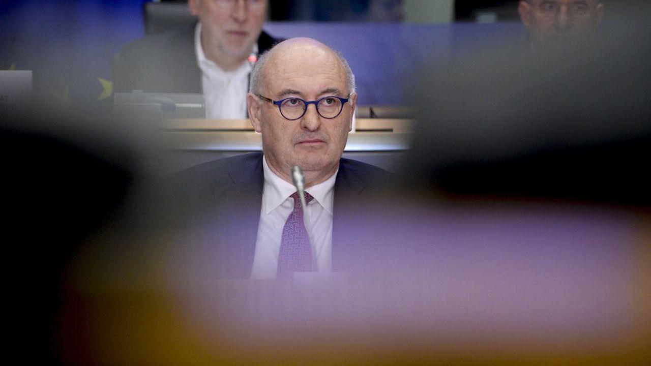 A Washington le nouveau commissaire européen au commerce, Phil Hogan, n'a pas caché son inquiétude sur les conséquences de l'accord commercial sino-américain.