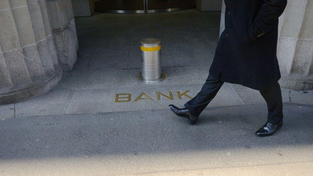 La croissance de la « finance de l'ombre » marque le pas