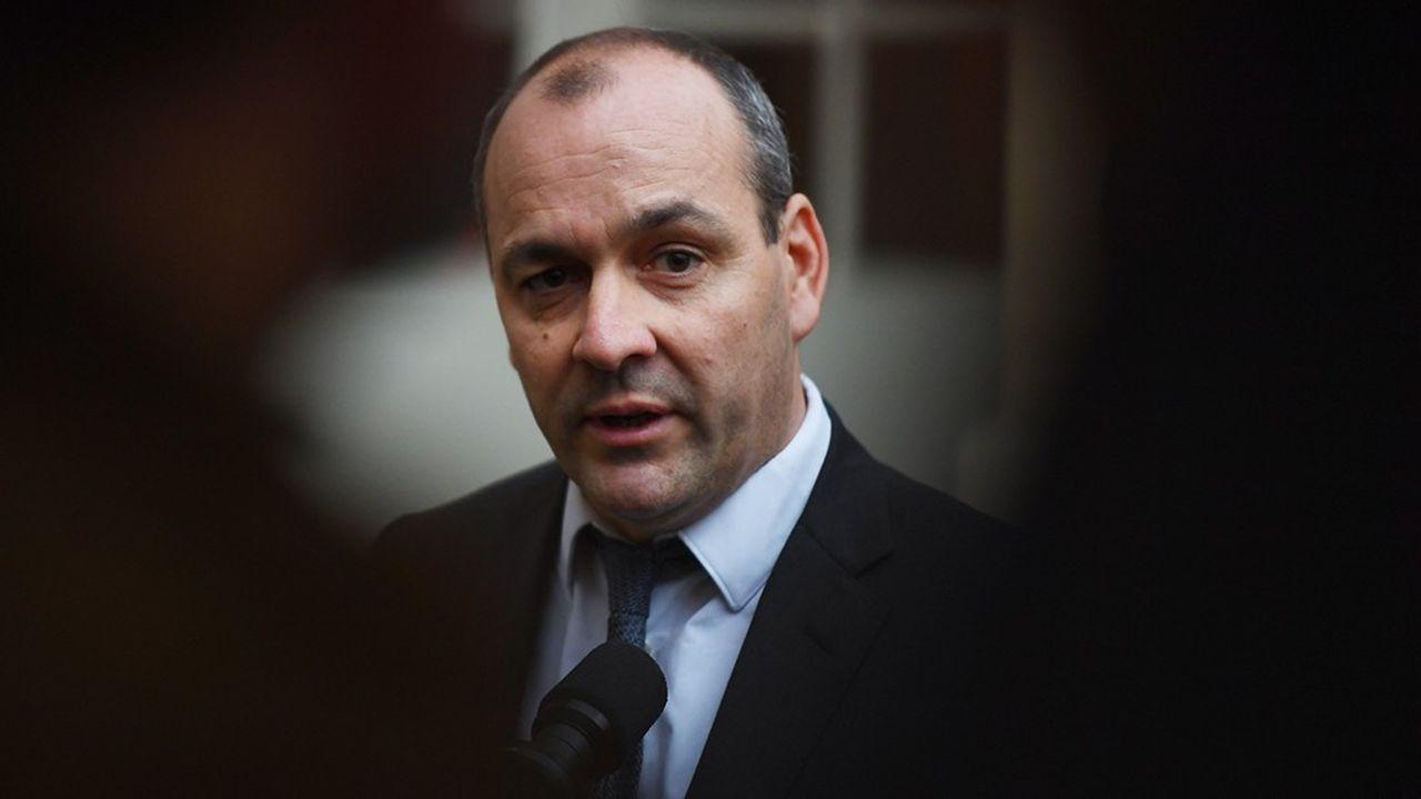 «Ce qui s'est passé vendredi, c'est violent, c'est une forme d'agression», a expliqué Laurent Berger