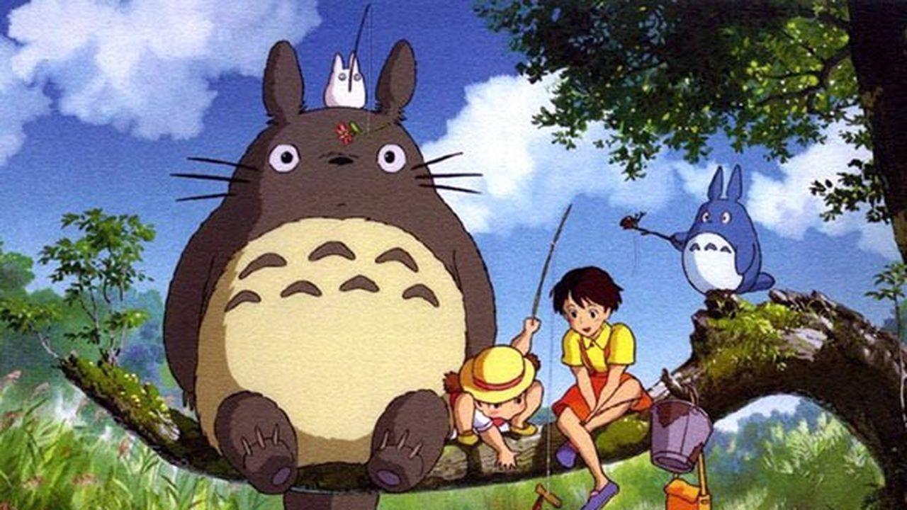 21 anime bientôt disponibles sur Netflix, toutes les dates — Studio Ghibli