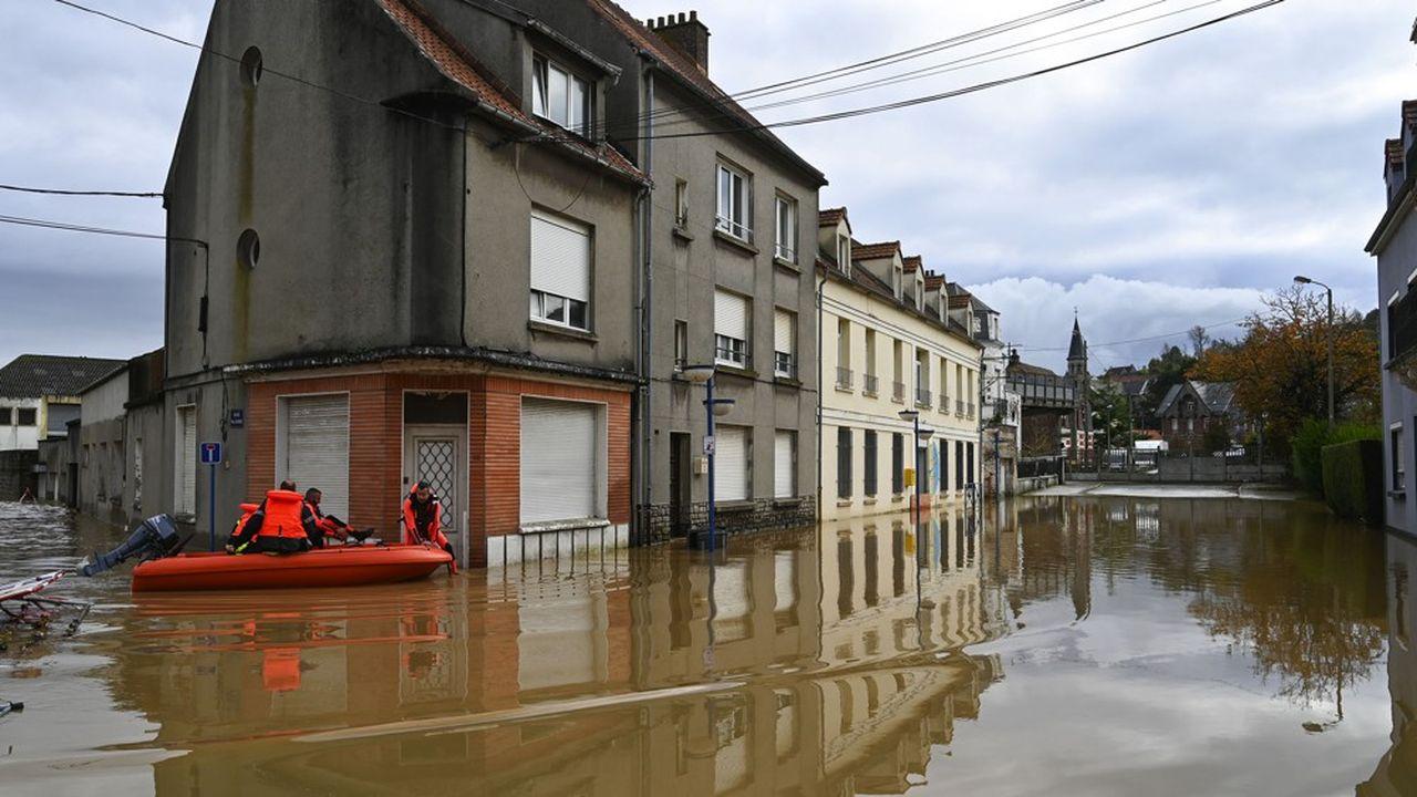 Climat : deux tiers des Français vivent dans un environnement à risques
