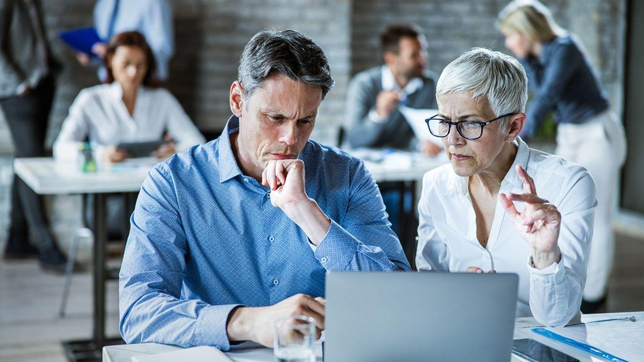 Les cadres supérieurs ne pourront plus autant compter sur la retraite par répartition.