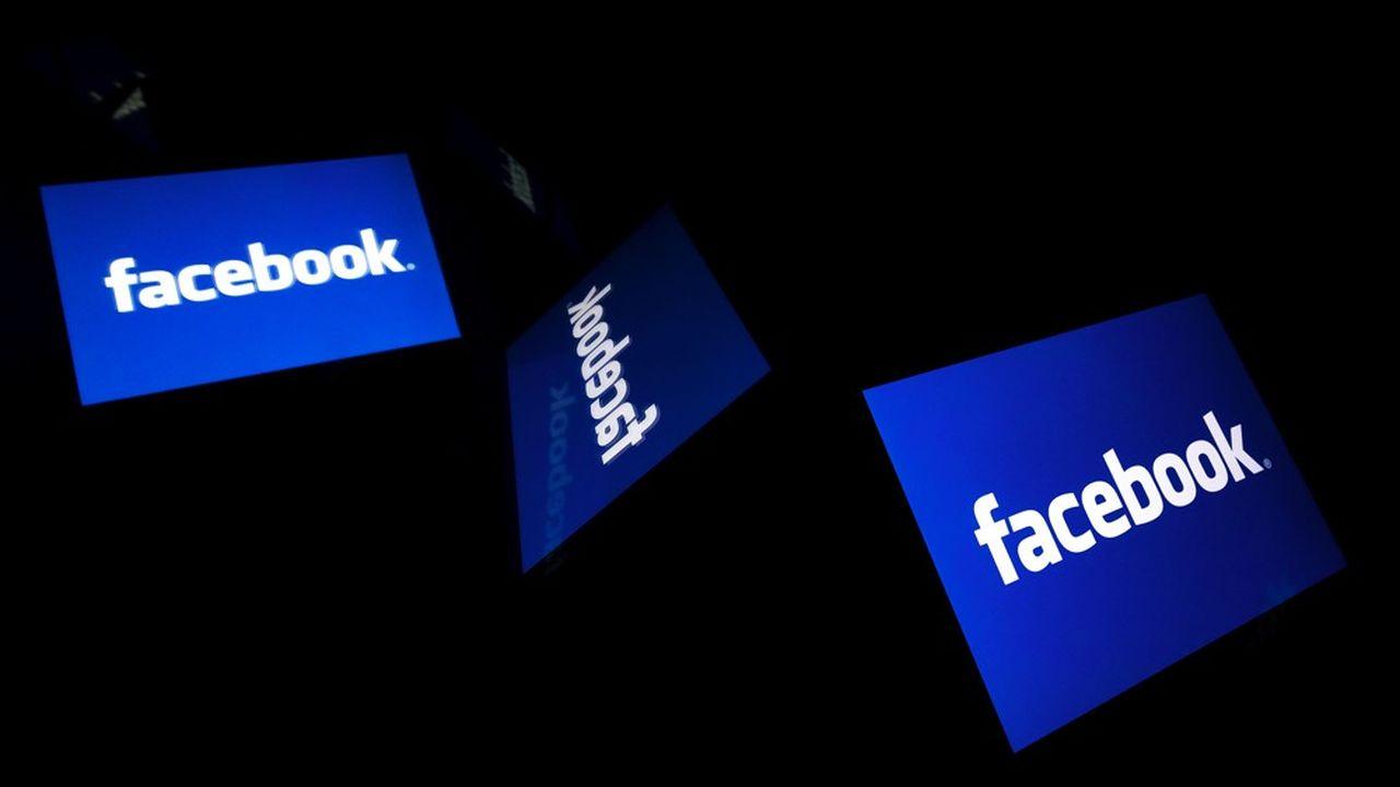 Avec Google, Facebook est l'autre grand géant de la publicité numérique. Plus de 2milliards de personnes et 25millions de PME utilisent ses services par mois.