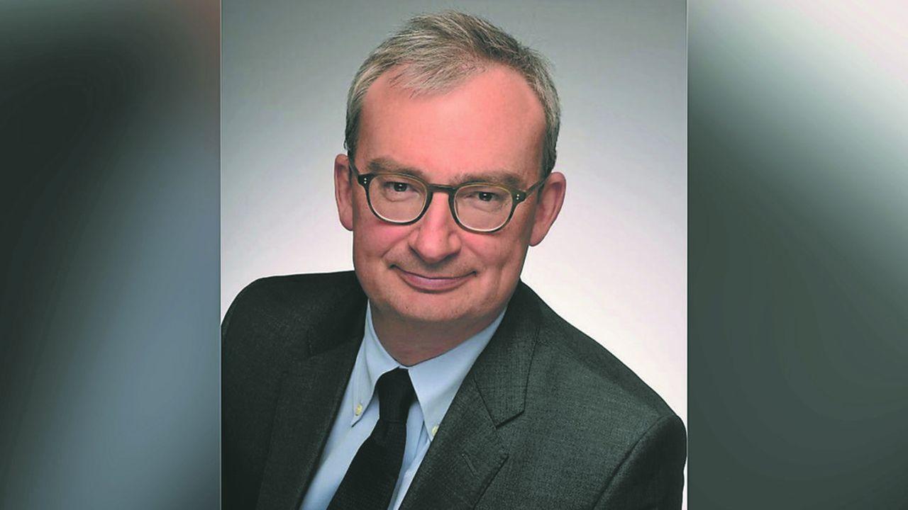 Benoît Rousseau, directeur de la trésorerie et des financements du groupe Bel.