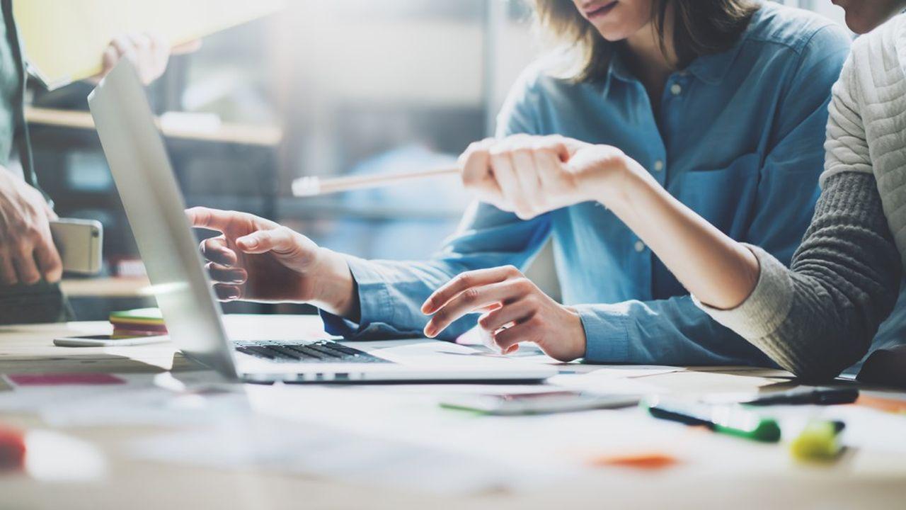 Lancé par le Syntec Numérique et d'autres organisations professionnelles locales, Numéric'Emploi est porté par une association dans laquelle on retrouve la région et Pôle emploi. Tous définissent les contenus des formations qui sont proposées à des chômeurs ayant montré une appétence pour le numérique.