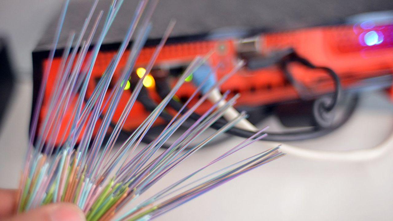 Le très haut débit, via la fibre optique, se généralise en Essonne.