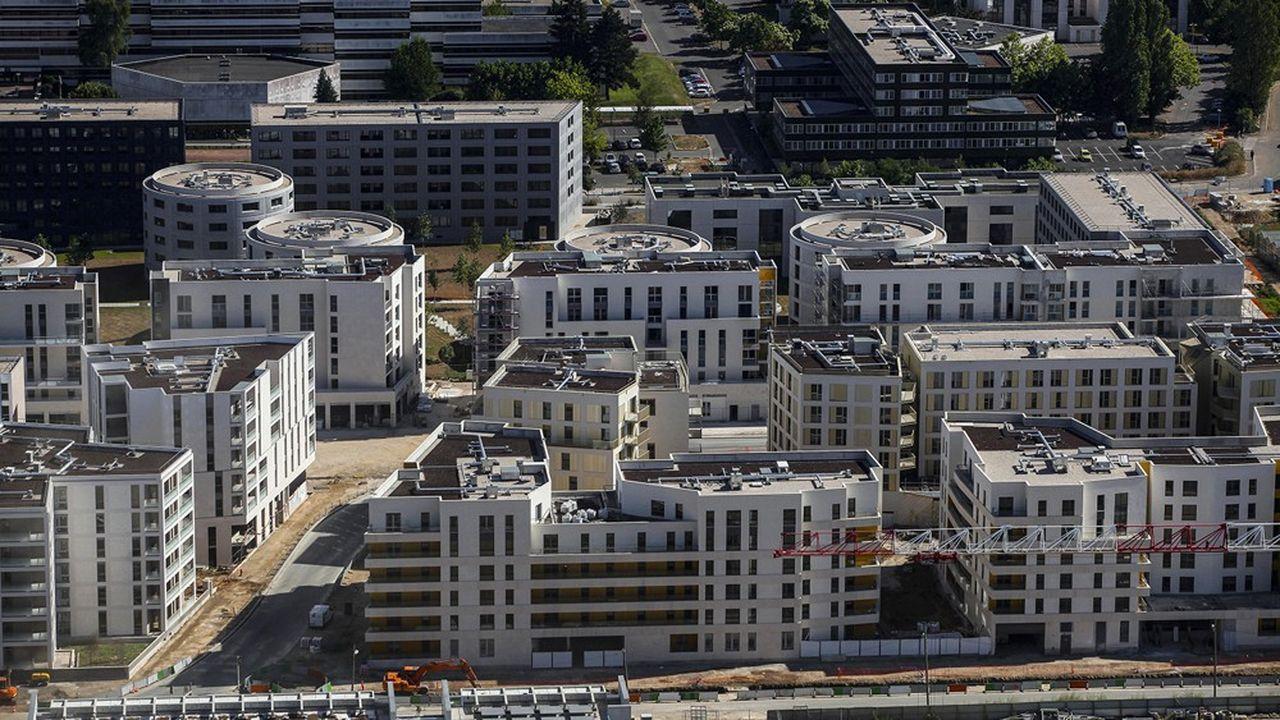 Communaute d'agglomeration Paris-Saclay