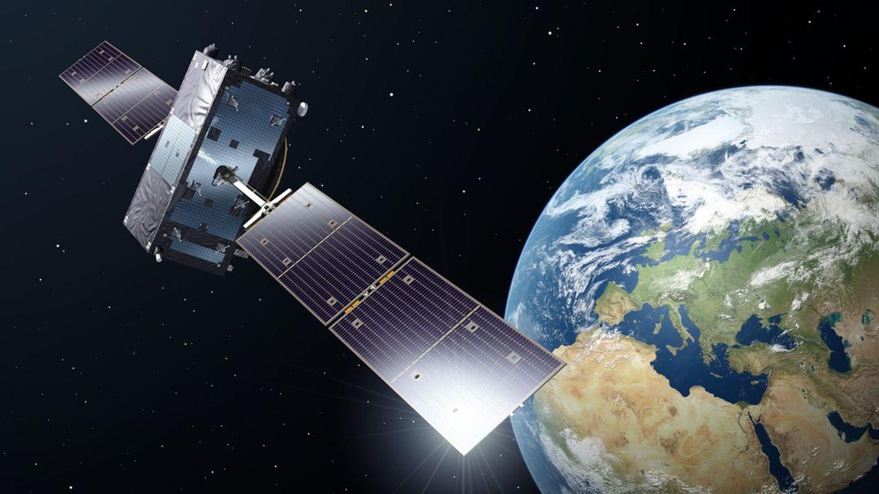 La constellation Galileo est désormais utilisée par 1,3milliard de personnes dans le monde.