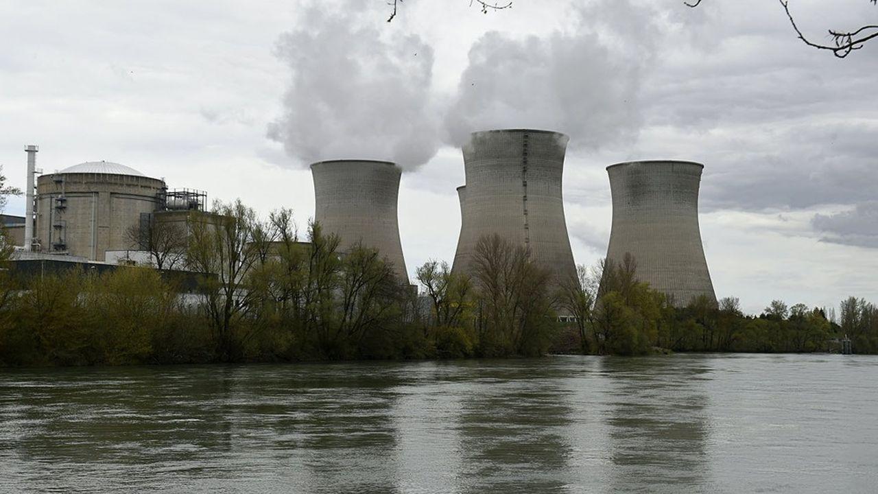 Le démantèlement d'une centrale nucléaire peut prendre plusieurs dizaines d'années.