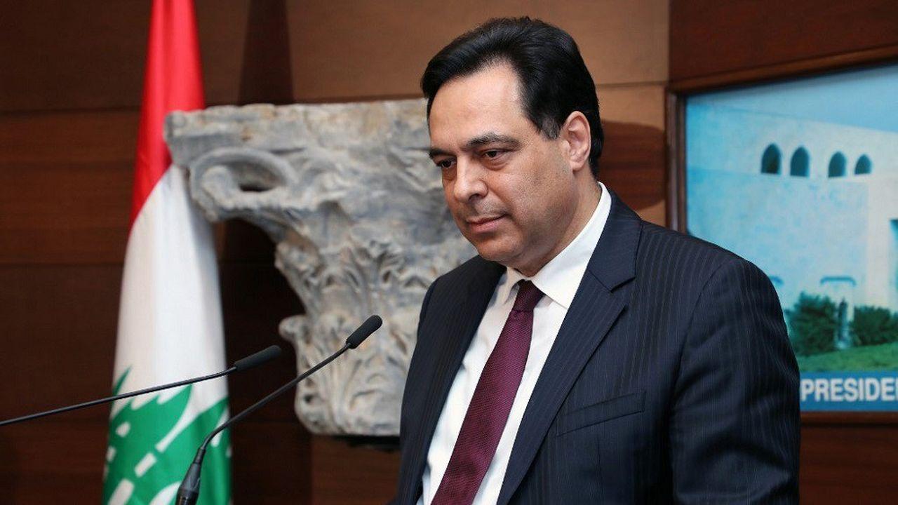 Le nouveau gouvernement est dirigé par Hassan Diab.