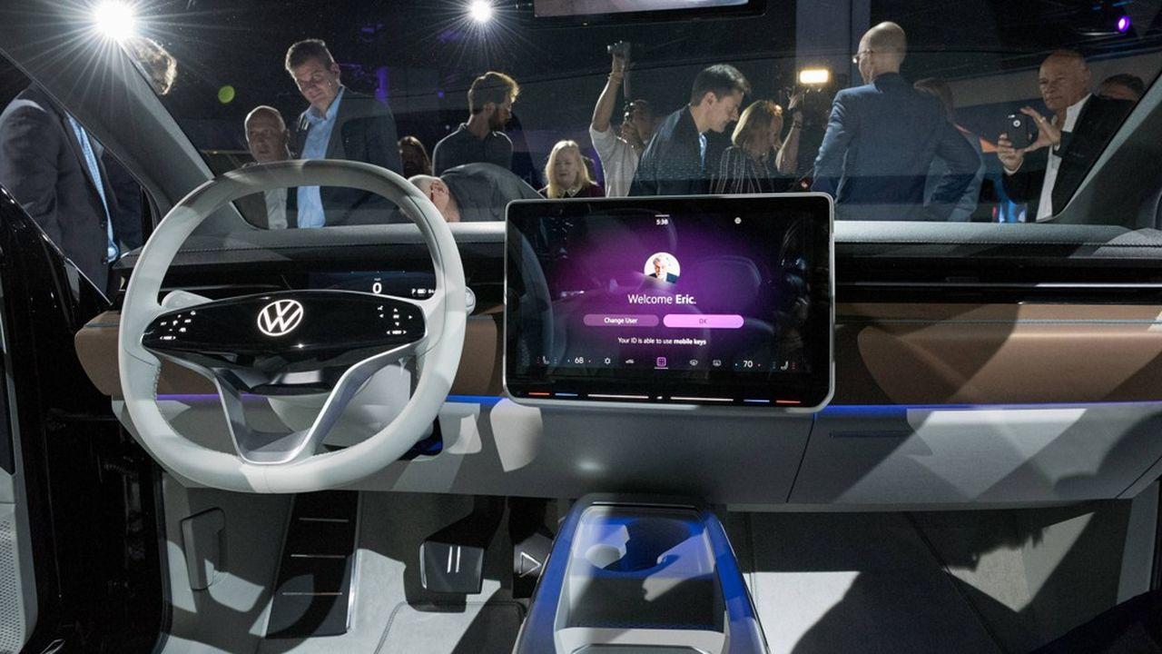 Comment Volkswagen veut devenir un spécialiste de l'informatique