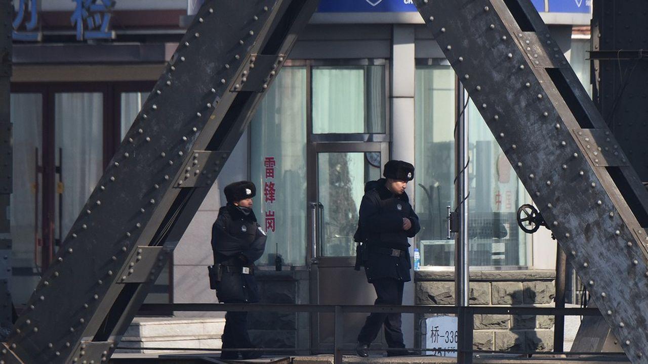 Selon le site spécialisé NK News, 350.000 touristes chinois ont ainsi visité le pays l'an dernier.