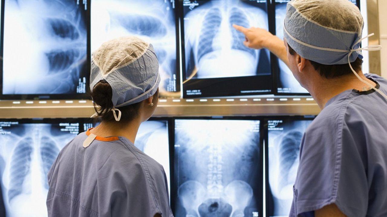 Les participants au défi IA4Curie devront proposer des solutions permettant de prédire la réponse des patients à un à traitement d'immunothérapie à partir de l'analyse d'images des patients ayant un cancer du poumon