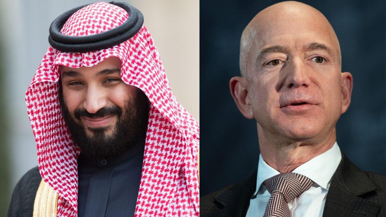 Le téléphone de Jeff Bezos hacké par l'Arabie saoudite