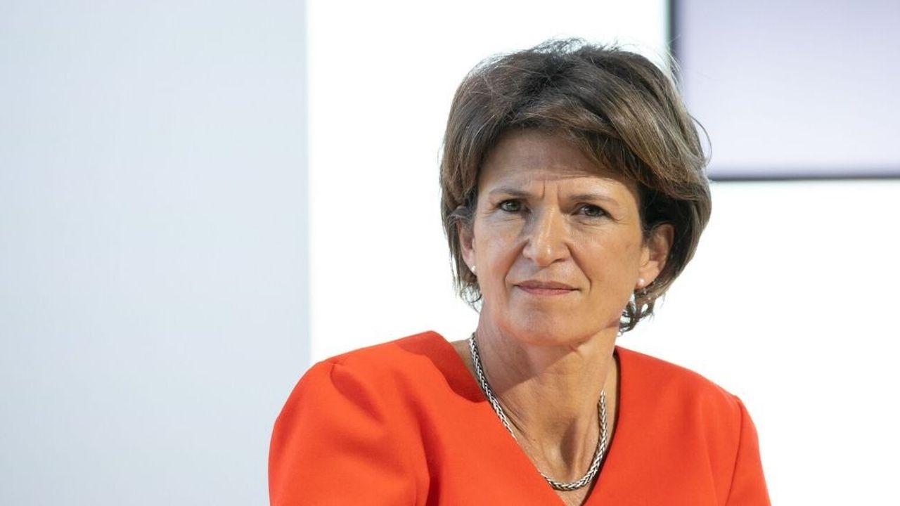 Le mandat d'Isabelle Kocher arrive à échéance et son sort a fait l'objet de nombreuses spéculations.