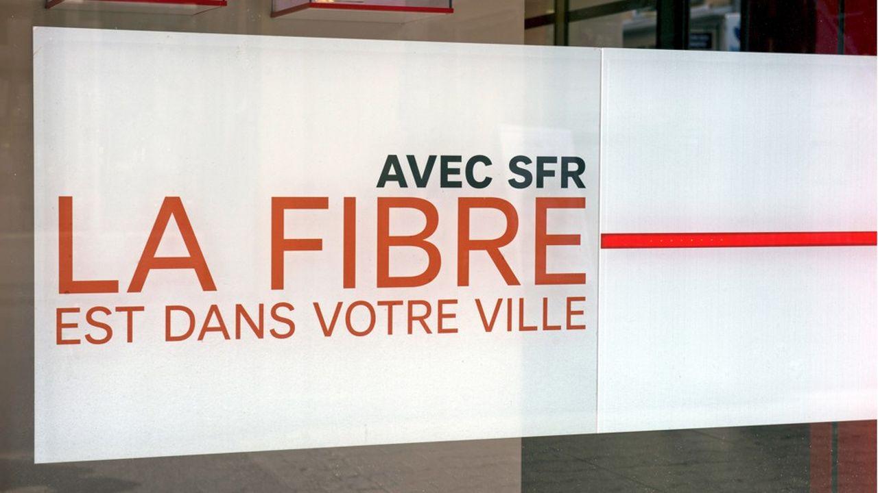 SFR sème la zizanie dans les télécoms après la hausse de ses prix de gros dans la fibre
