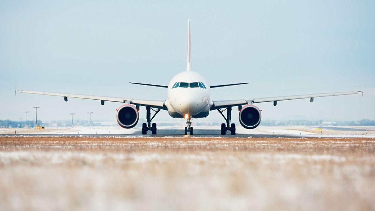 Le transport aérien contribue au réchauffement climatique, en comptant pour 2% des émissions de gaz à effet de serre