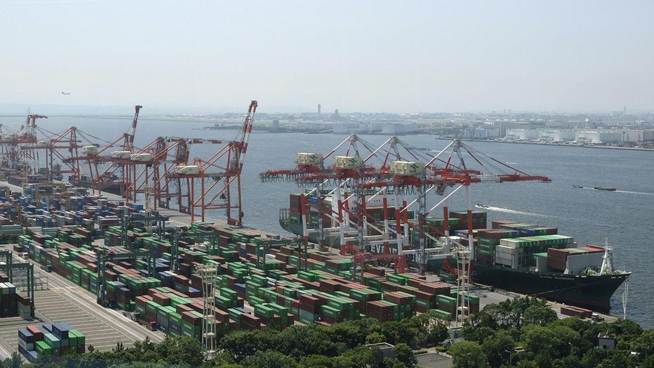 Au total, le déficit commercial japonais a atteint 1.644milliards de yens (14milliards d'euros).