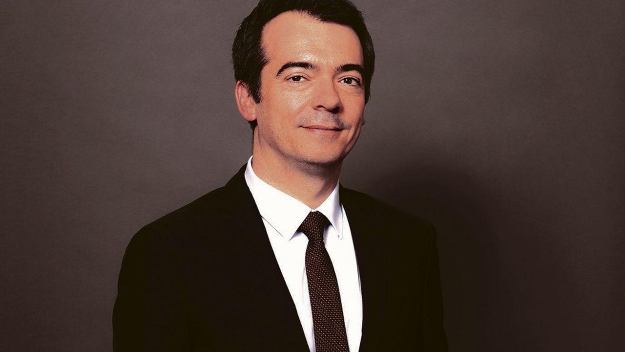 Cyril Linette, directeur général du PMU
